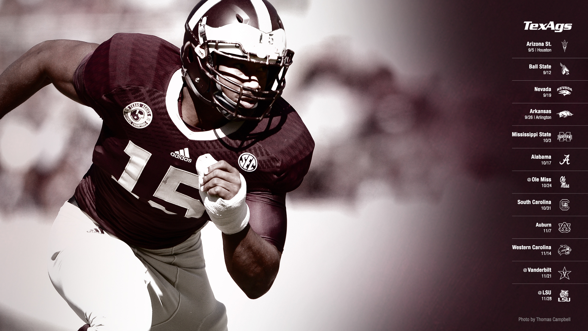 2015 aggie football wallpapers texags 2015 aggie football wallpapers voltagebd Image collections