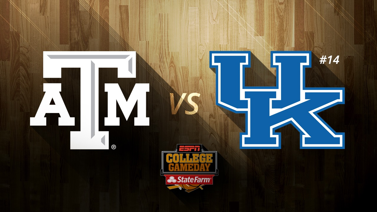 Image result for Kentucky vs Texas A&M  basketball pic logo