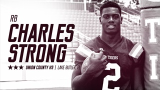 Aggies land 2018 Union County (Fla.) RB Charles Strong on Signing Day