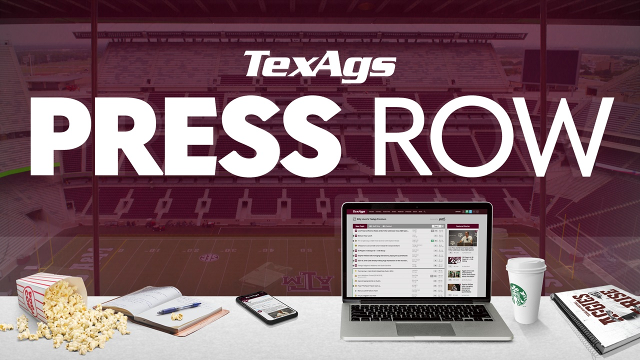 Press Row: Aggie beat writers preview SEC opener versus No. 8 Auburn