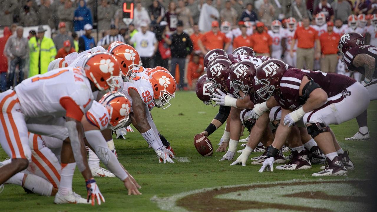 SEC Round-Up: Texas A&M's mountain to climb against Clemson
