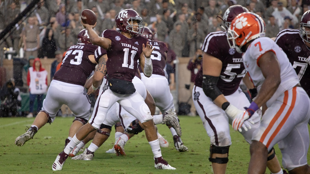 Seven Points: Aggies can better 2018 results by improving in key areas
