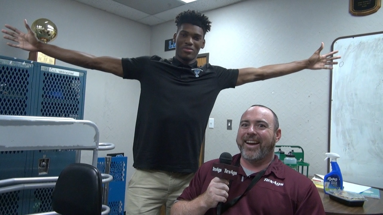 AampM Hoops Commit Tyreek Smith Excited About Future In