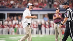 No. 7 Texas A&M prepared for another roller-coaster game in Arlington
