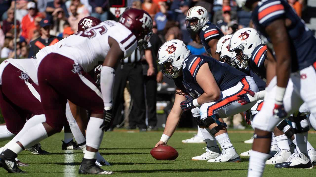 Texas A&M faces most important game of the season against No. 8 Auburn