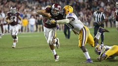 No. 5 Texas A&M vs. LSU: Players to Watch
