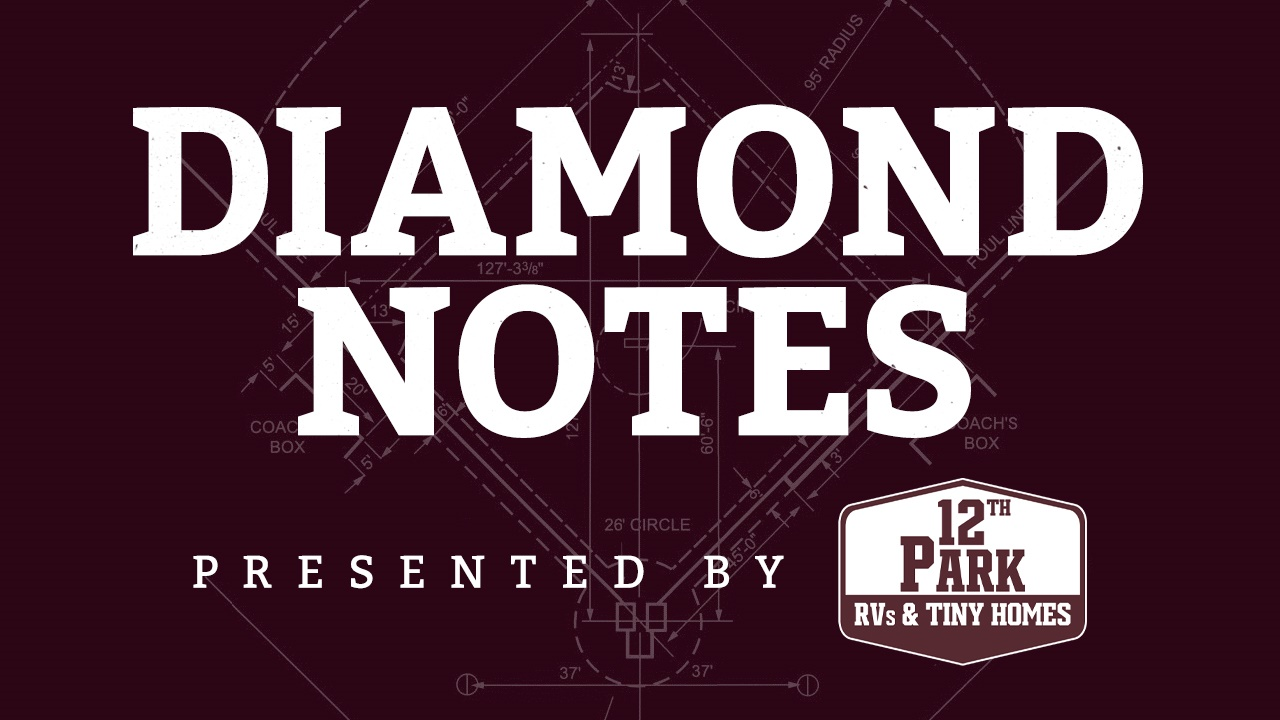 Diamond Notes: Aggies boost regional hosting resume with series win over Arkansas