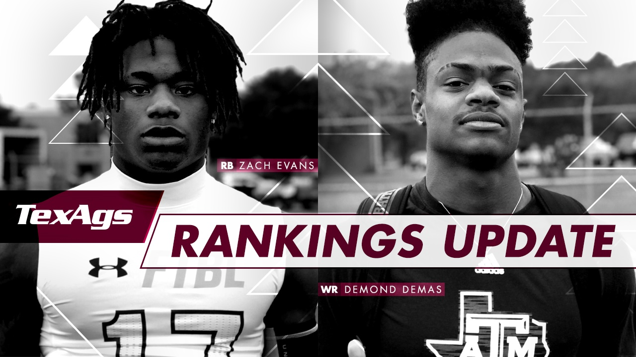 Recruiting Rankings Update: Summer update to 2020-2022 classes | TexAgs