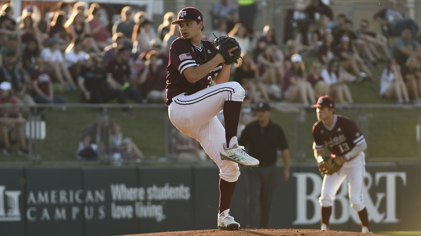 LIVE from Dell Diamond: Texas A&M vs. Baylor
