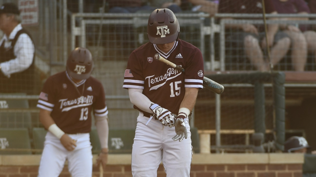 Texas A&M advances after dramatic comeback against West Virginia, 11-10