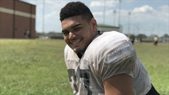New Aggie pledge Reuben Fatheree envisions championship future at A&M