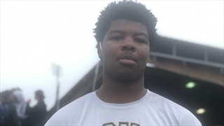 2021 Rider DL E'Maurion Banks discusses recent A&M offer