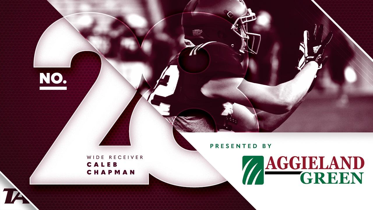 30 Players in 30 Days: #28 — Caleb Chapman