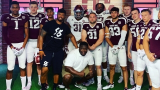 Texas A&M hosts top European prospects, leaves lasting impression