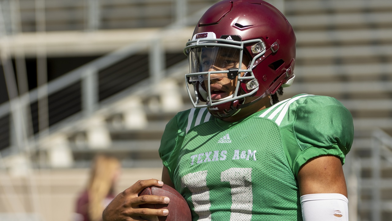 New and improved: Aggies expect Kellen Mond to build on 2018 success