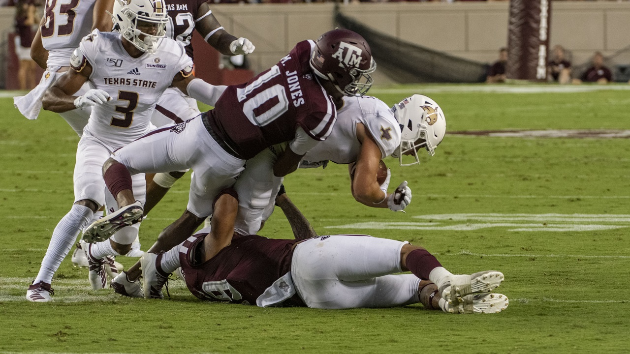 SEC Round-Up: Early returns on A&M defense bode well for SEC play