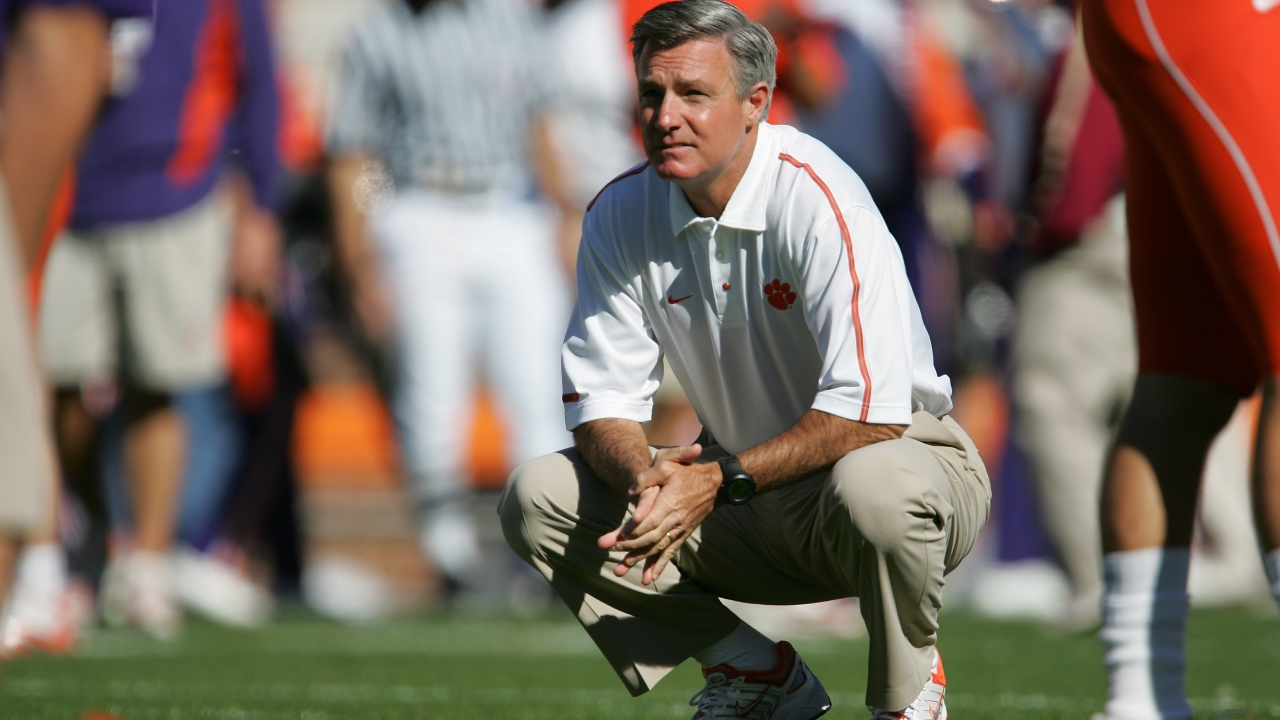 Former Clemson HC Tommy Bowden on his relationship with ...