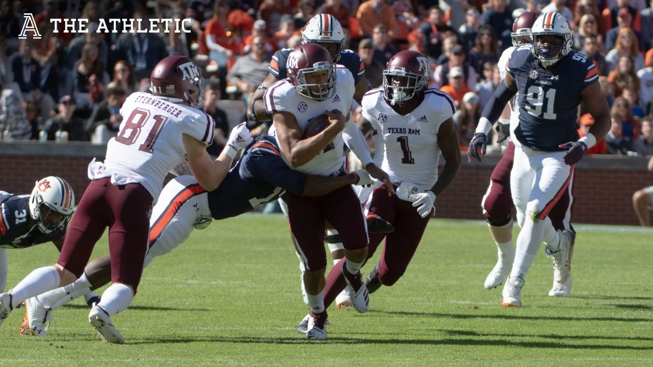 Dear Andy: Can the A&M-Auburn winner contend in the SEC West?