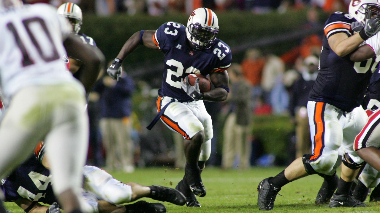 Auburn Legend Ronnie Brown Discusses What He Sees With 2019