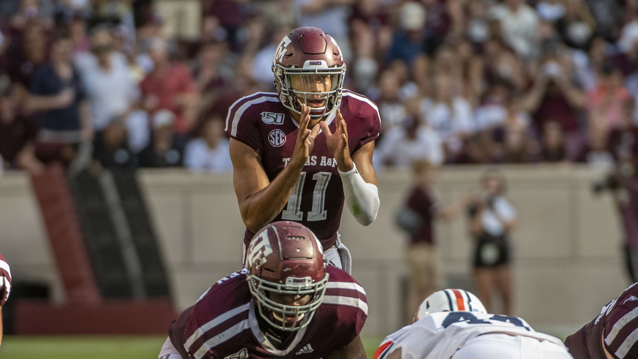 Shaped by experience, Aggies facing season's grueling end with confidence