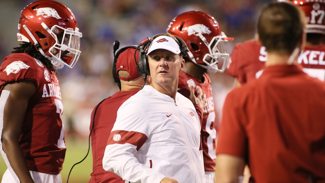 SEC Round-Up: Arkansas's rough patch could get worse against A&M