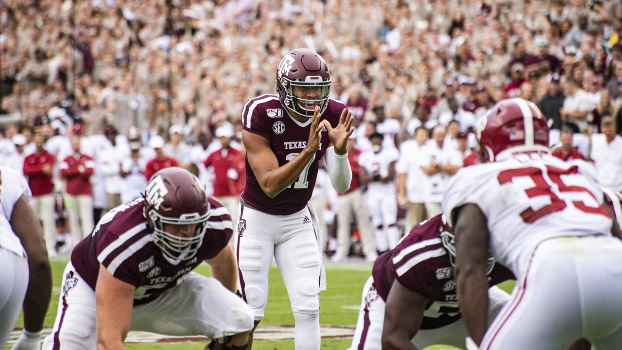 Game Review: Twenty thoughts on Texas A&M's loss to No. 1 Alabama