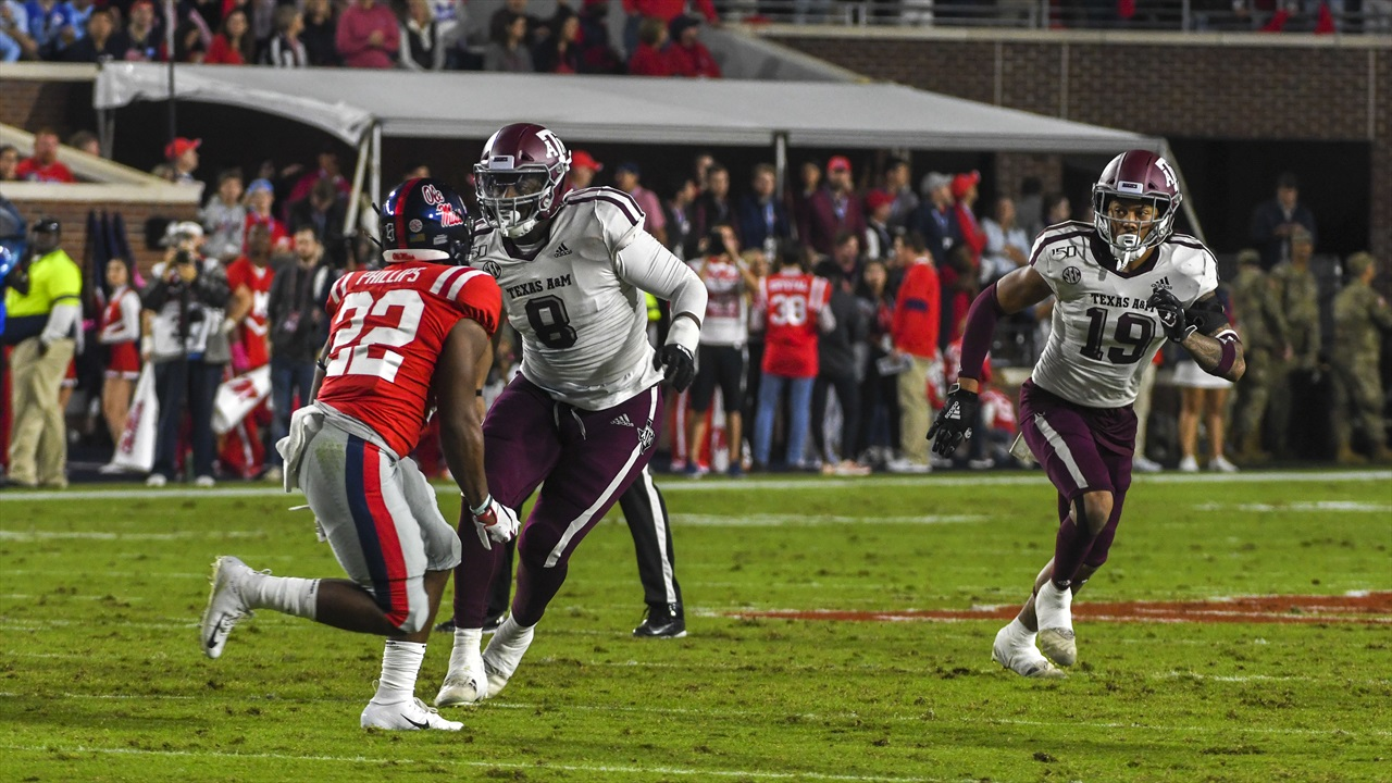 Limiting big plays on defense, correcting mistakes critical for Texas A&M