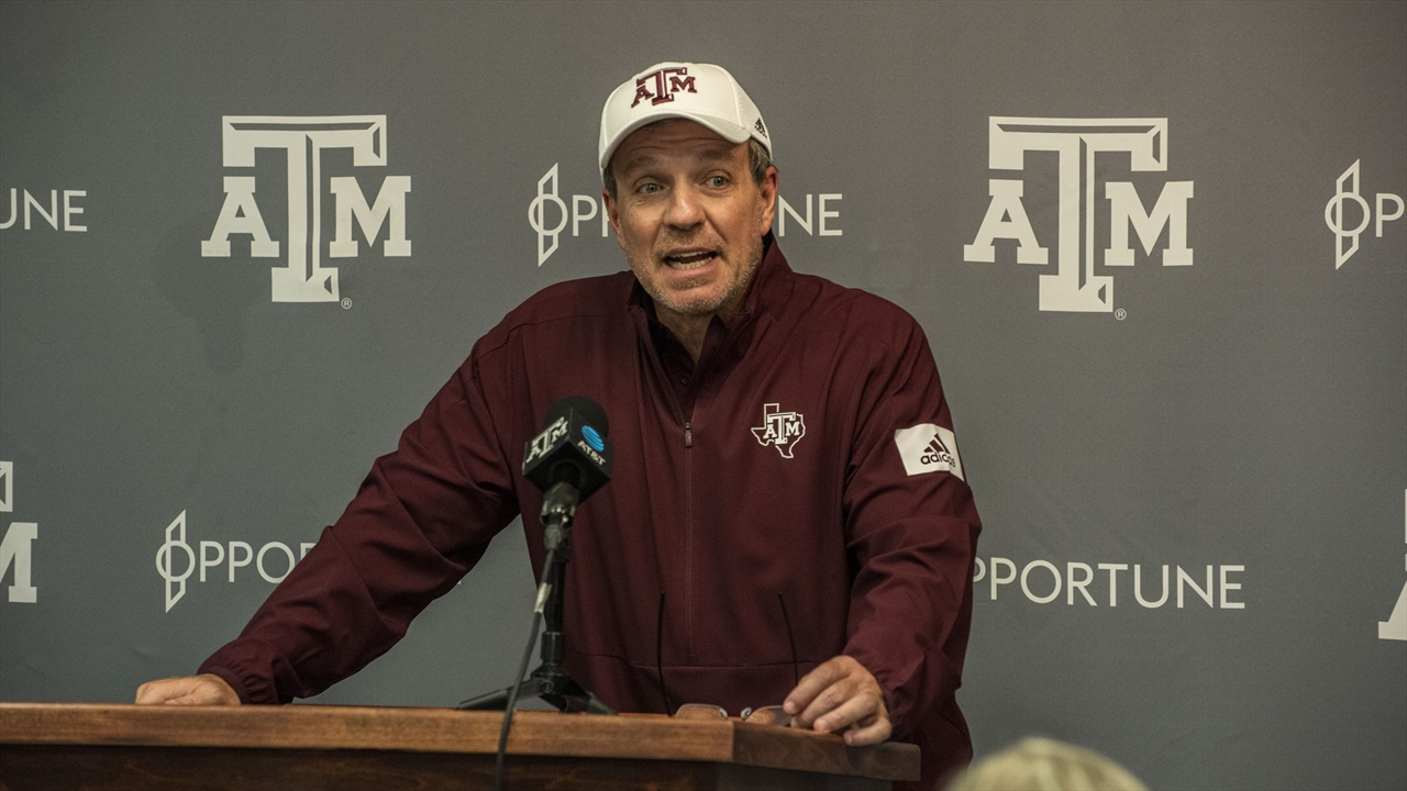 Jimbo Fisher, A&M players recap 24-17 road win over Ole Miss