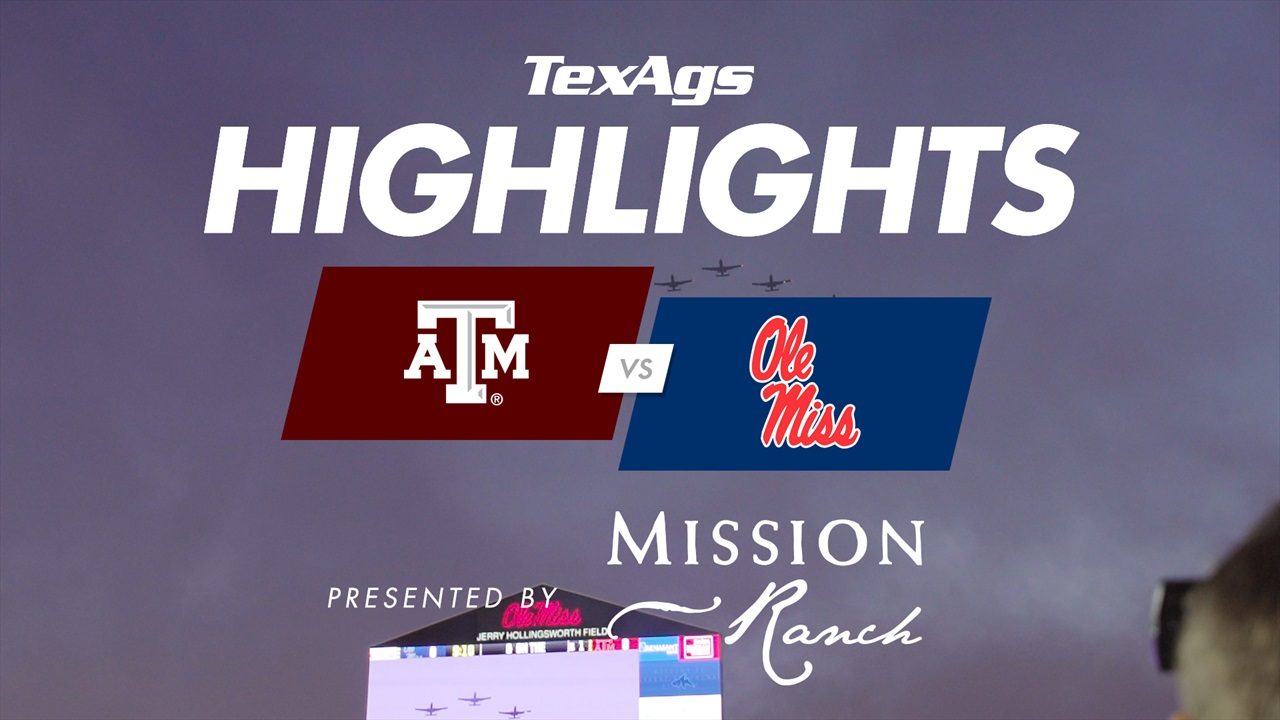 Game Highlights: Texas A&M 24, Ole Miss 17