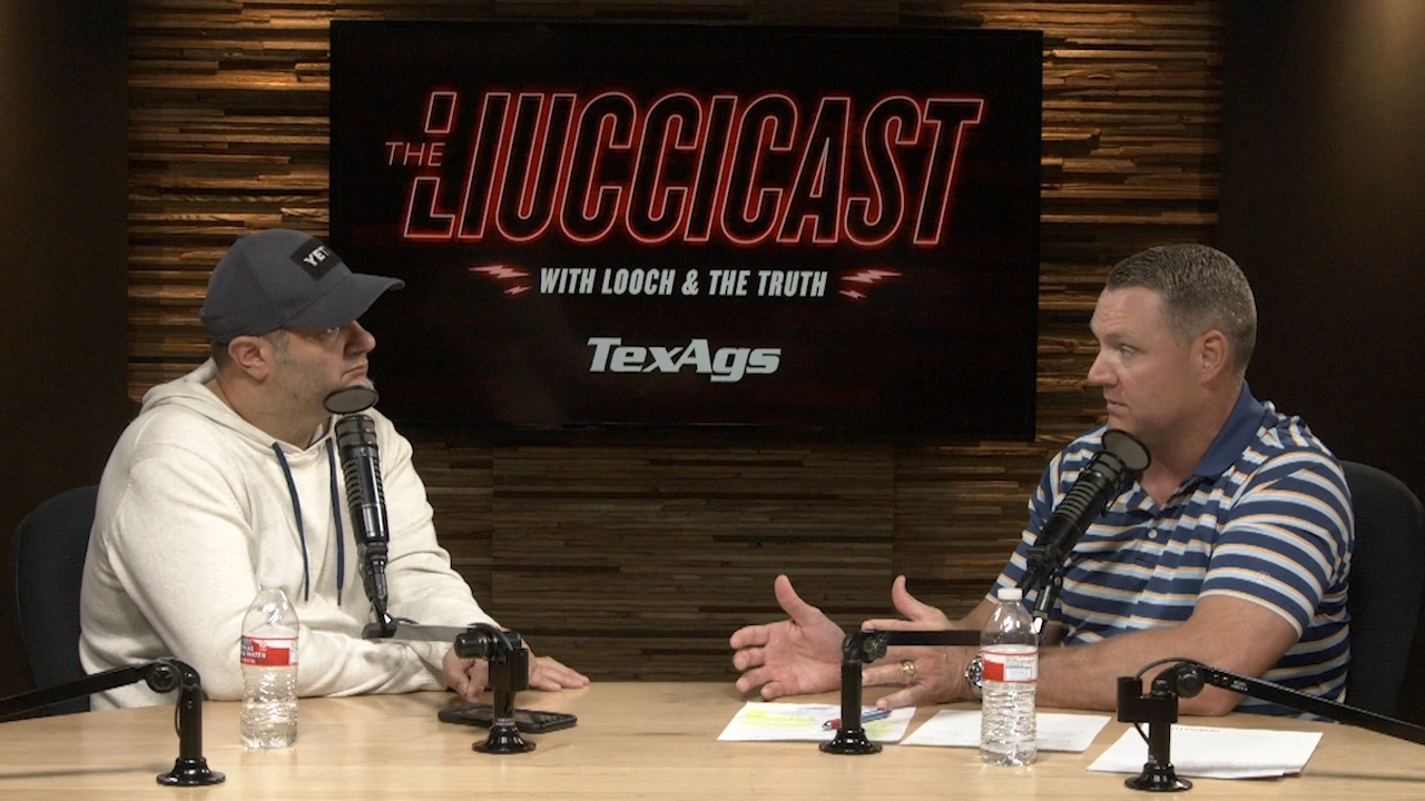 The LiucciCast: Digging into Texas A&M's win over Ole Miss