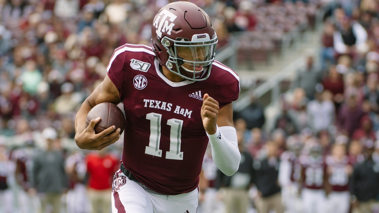 Texas A&M vs. No. 2 LSU: Players to Watch