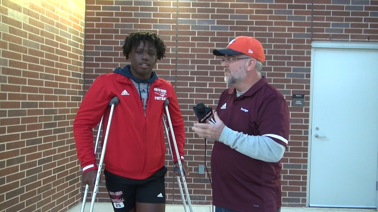 2021 A&M commit Shadrach Banks discusses injury, North Shore's playoff run