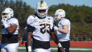 Behind the Joker: A&M signee Antonio Doyle serious about the future