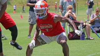 North Carolina LB Raneiria Dillworth excited by Texas A&M offer