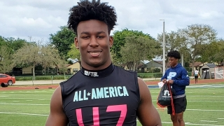 A visit to Aggieland is in the works for 2021 linebacker Jaydon Hood