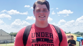 2022 Frisco OL Cole Hutson looking forward to visits, including A&M official