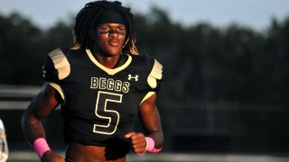 2021 A&M commit Kendal Daniels looks to bounce back & lead Beggs (OK) to state
