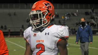 2021 WR JJ Henry's speed, effort & play-making ability drawing attention
