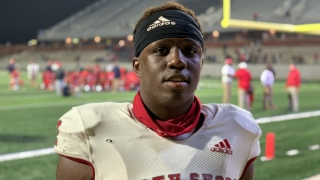 A&M commit Shadrach Banks recaps big performance, talks future in College Station