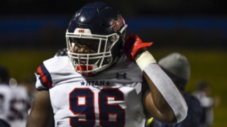 Highlights: Denton Ryan's stars push the Raiders into the third round