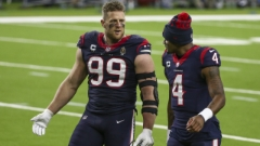 John Harris on the latest with Watson & the Texans, first Aggie drafted