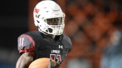 2022 Suwanee (GA) Lambert wide receiver Kojo Antwi high on the Aggies