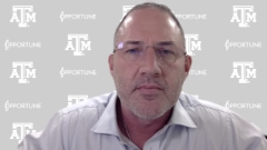 Press Conference: Williams, Aggies discuss 61-50 road loss to Ole Miss