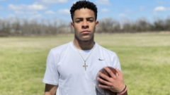 2022 Spearman ATH Brenen Thompson discusses his visit to Aggieland