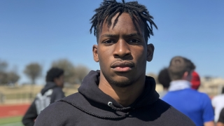 2023 Del Valle wide receiver Braylon James thrilled by Texas A&M offer