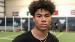 Texas A&M jumps into mix for 2023 speedster Chris Palfreeman