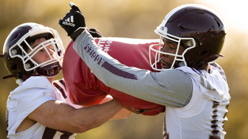 Spring Update: Aggies continuing to prepare for second scrimmage