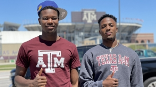 Liucci: First in-person visit weekend in Aggieland sets bar extremely high