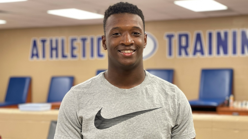 Aggie tight end commit Donovan Green focused on getting better every day