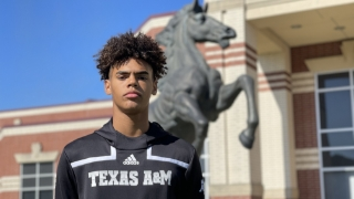 A&M WR commit Noah Thomas gearing up for track state championships
